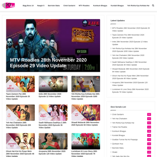 Yodesi TV - Your Online Desi TV for Desi Serials