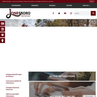 Jonesboro, AR - Official Website