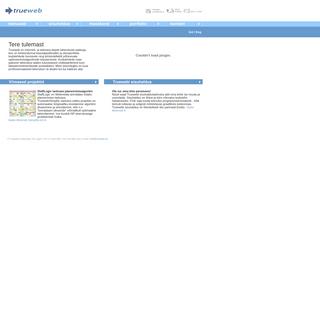 A complete backup of trueweb.eu