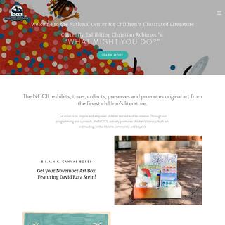 National Center for Children`s Illustrated Literature
