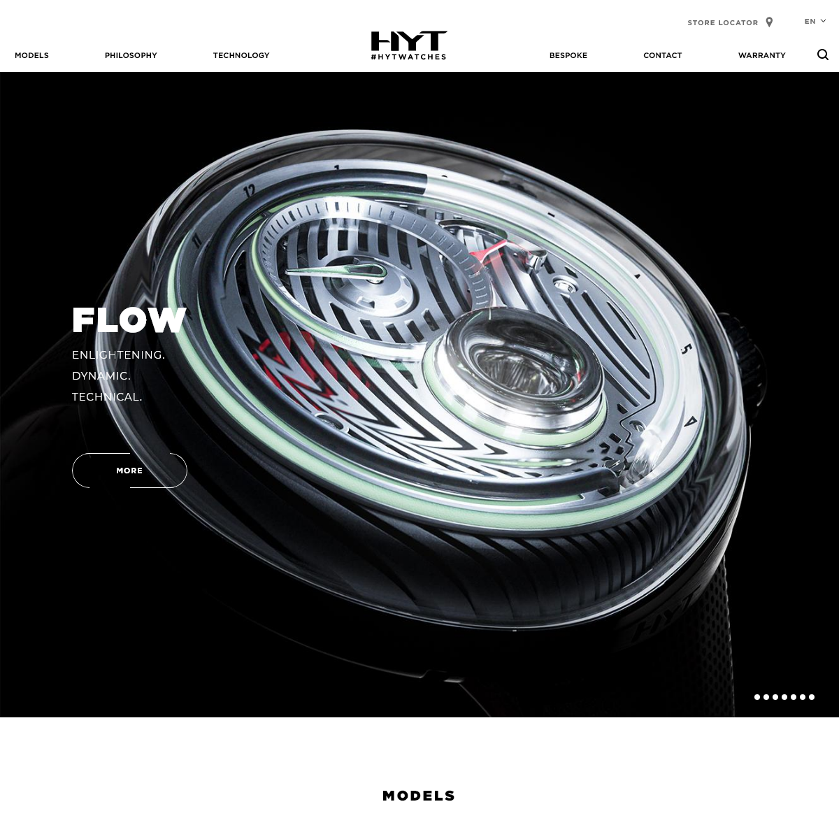 Home - HYT Watches