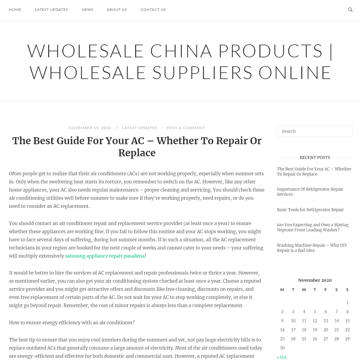 Wholesale China Products - Wholesale Suppliers Online -