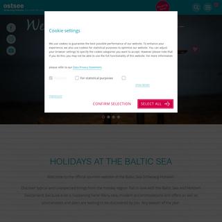 Holidays at the Baltic Sea Schleswig-Holstein - ostsee-schleswig-holstein.de