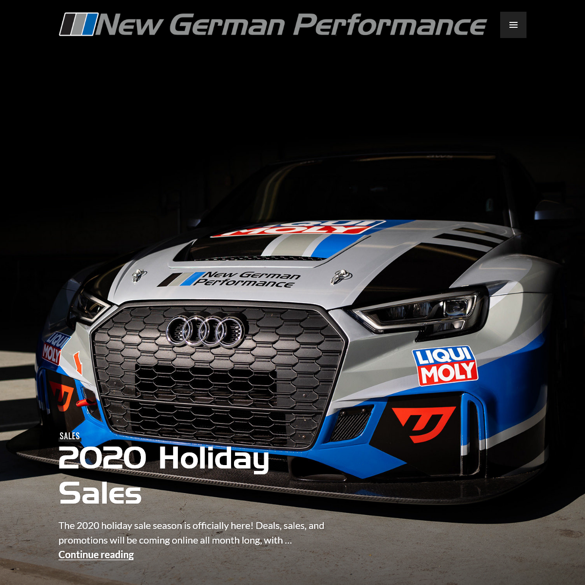 New German Performance - Audi & Volkswagen Parts, Performance, Repair, Service and Tuning