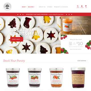 Home page -- Artisanal Fruit Preserves and Condiments