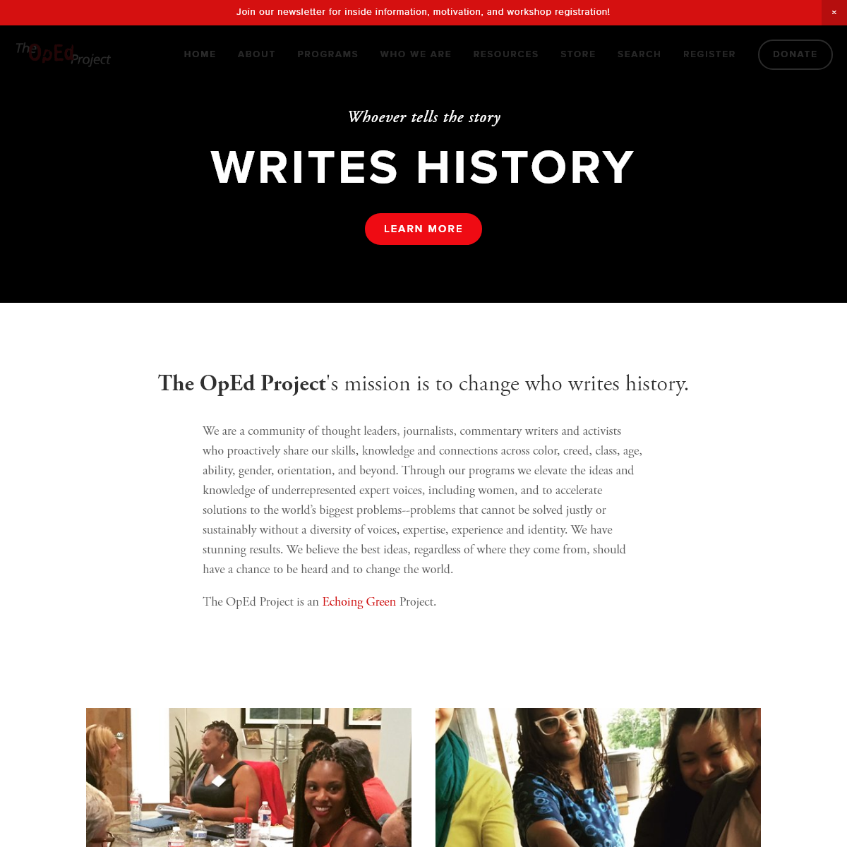 The OpEd Project