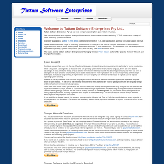 Tattam Software Enterprises