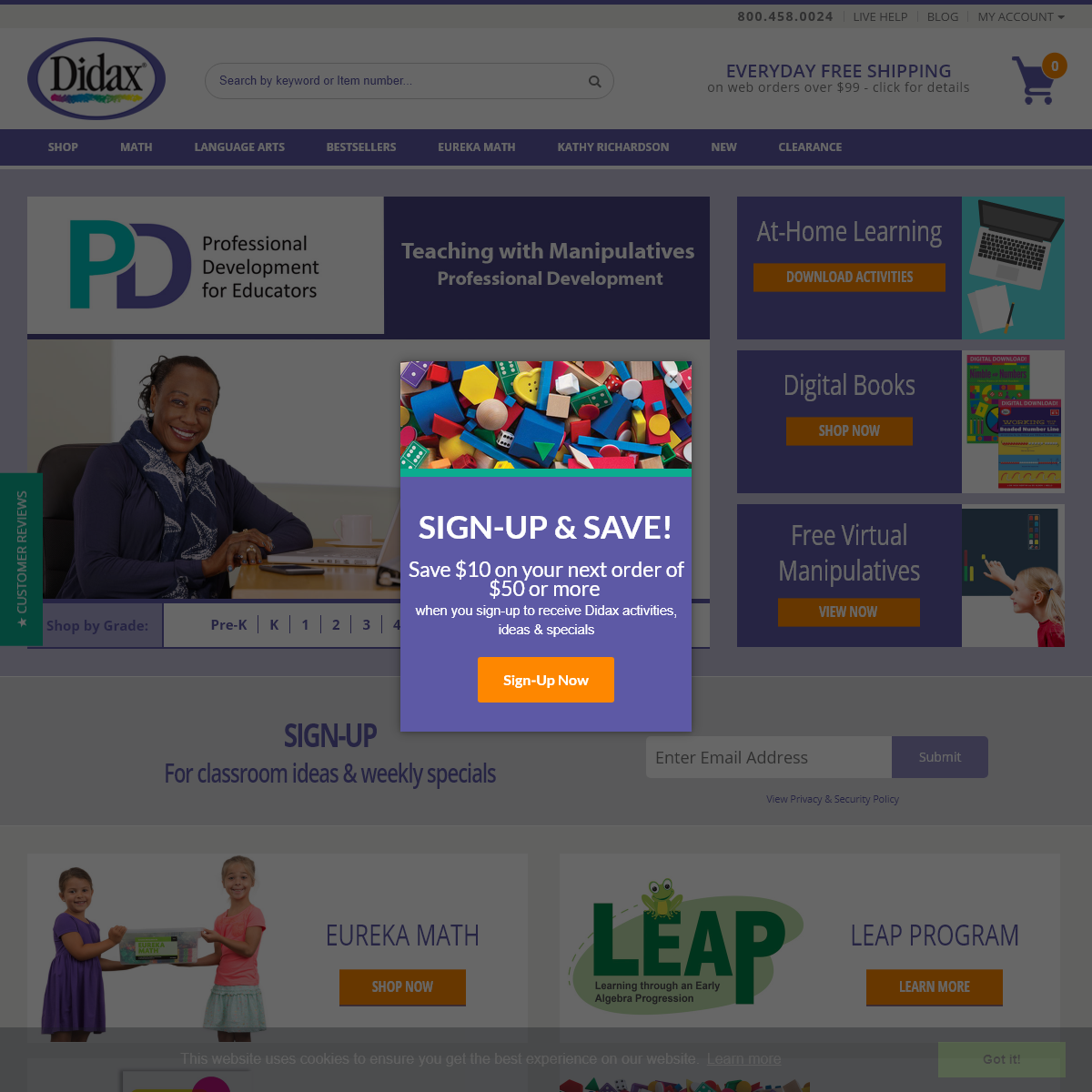 Math Manipulatives & Reading Resources - Didax Educational Resources