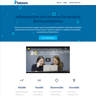 A complete backup of fulcrum.org