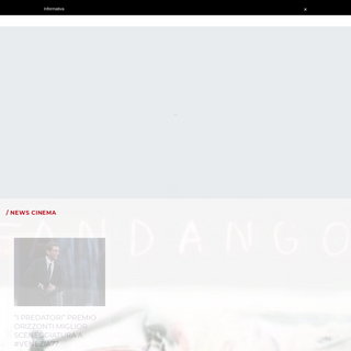 Fandango - Sito Ufficiale