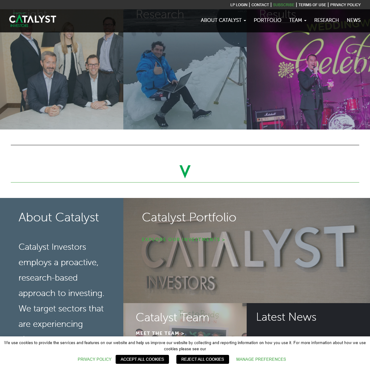 Catalyst Investors - Growth Equity