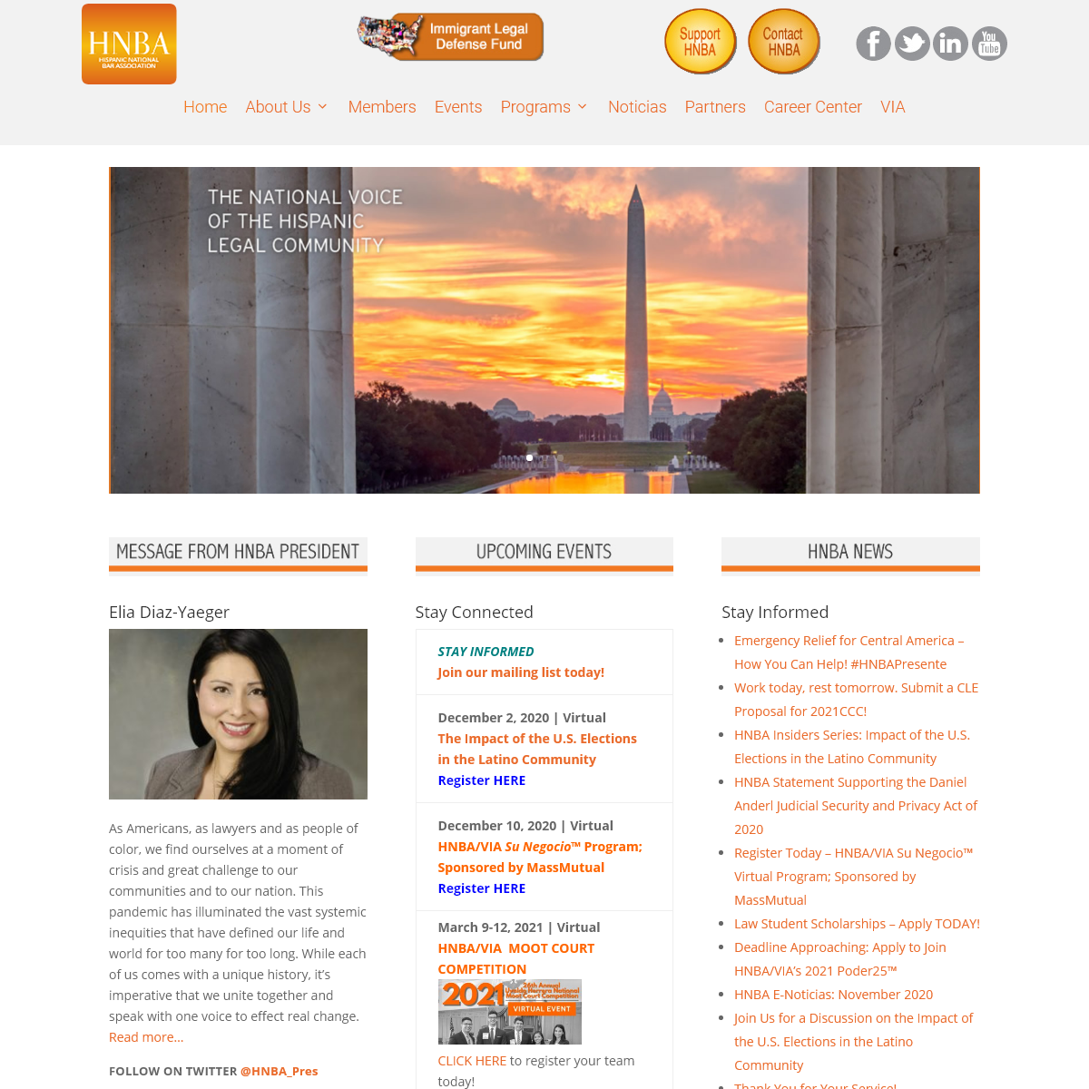 HNBA - The National Voice of the Hispanic Legal Community