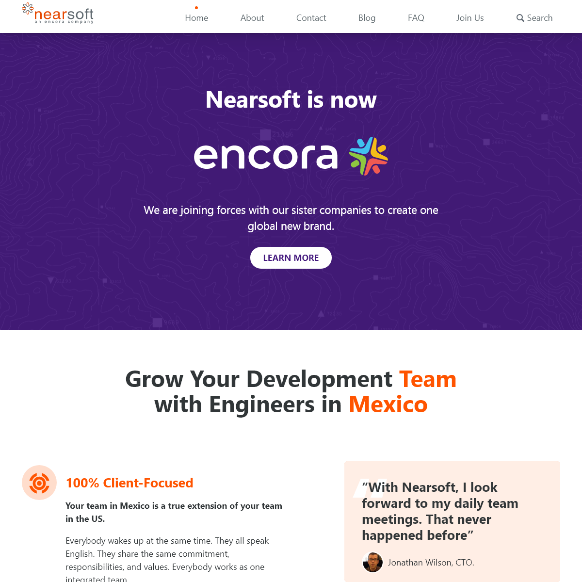 Nearsoft • Grow your Software Development Team