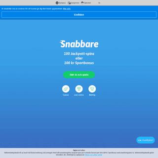 Snabbare.com - Sveriges Bästa Nätcasino - Casino på Nätet