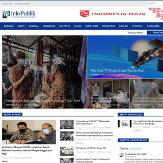 Portal Berita InfoPublik