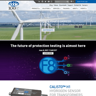 Doble Engineering - Diagnostics & Energy Industry Expertise