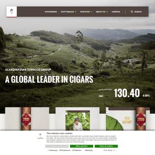 Scandinavian Tobacco Group - Scandinavian Tobacco Group