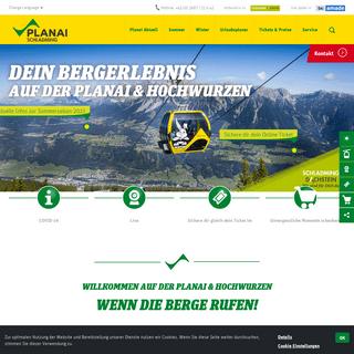 Schladming Bergbahnen- Planai & Hochwurzen am Dachstein