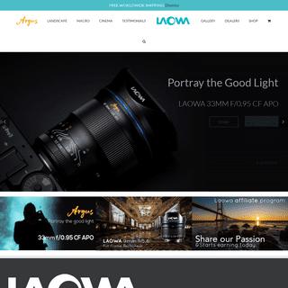 LAOWA Camera Lenses