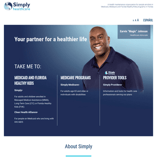 Simply Healthcare plans - Simply Healthcare