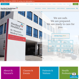 St. Vincent`s Medical Center - Bridgeport, CT - St Vincents Medical Center