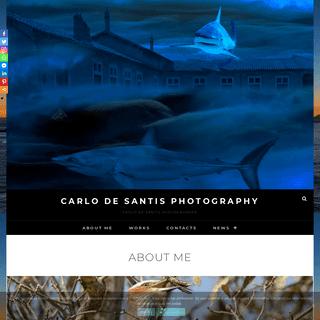 Carlo De Santis Photography – Carlo De Santis Photographer