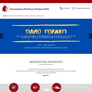 Associazione Parkinson Modena