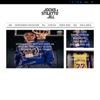 Homepage - Jocks And Stiletto Jill