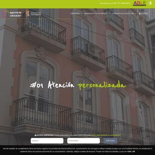 Agencia de Colocación - Ayuntamiento de Cartagena