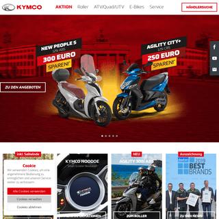 ATV - Quad - Roller - Motorroller von KYMCO