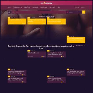Sex Webcam