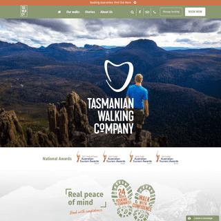 Tasmanian Walking Company - Guided Walking Holidays