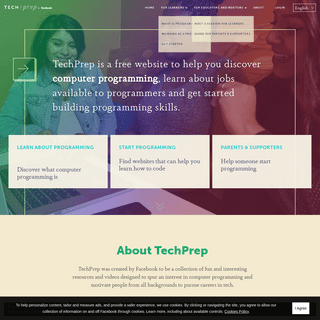 TechPrep – See what you can build