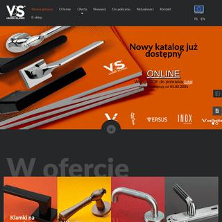 Klamki VDS – estetyczne akcesoria do stolarki otworowej