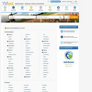Bedrijvengids - Yalwa™ Nederland – Bedrijven vinden en beoordelen