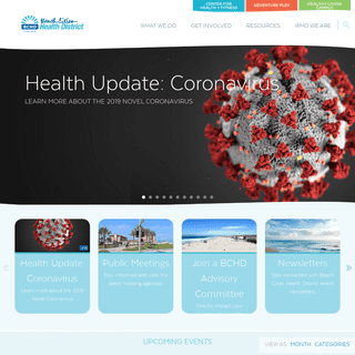 Home - Beach Cities Health District
