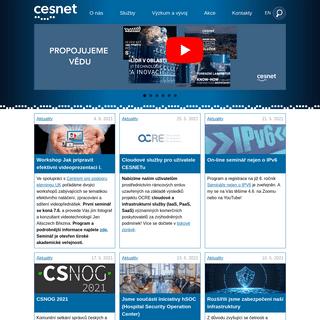 CESNET - CESNET, zájmové sdružení právnických osob