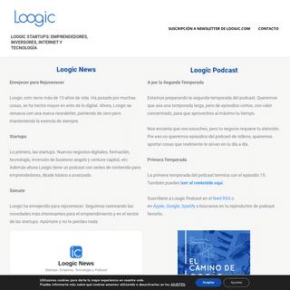 Loogic Startups- emprendedores, inversores, internet y tecnología