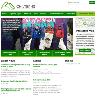 The Chilterns AONB - Home