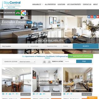 Melbourne Serviced Apartments - Apartment Accommodation Melbourne CBD