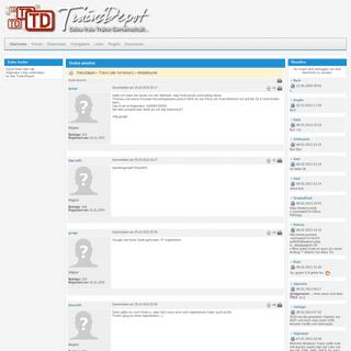 TrainzDepot - Forum- Kuid Suche