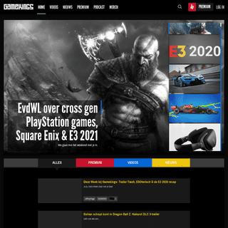 Gamekings - Voor jouw dagelijkse portie video games & nieuws!