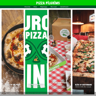 Pizza Pilgrims - Eat in, delivery and takeaway in London & Oxford