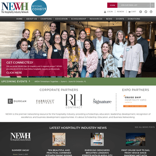 NEWH Home Page - NEWH