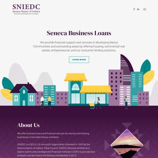 SNIEDC - Seneca Nation of Indians Economic Development Company