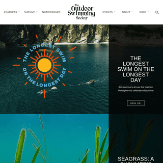 Home – Outdoor Swimming Society Outdoor Swimming Society