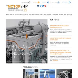 The Motorship - Home