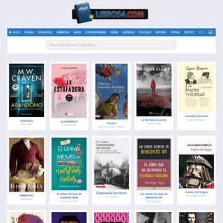Libros4.net - Descargar Epub gratis - ebooks - libros - Papyre