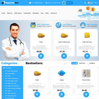 Canadian Pharmacy- Home