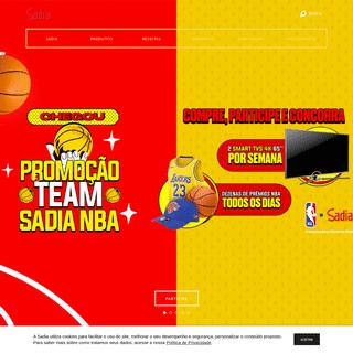 A complete backup of https://sadia.com.br